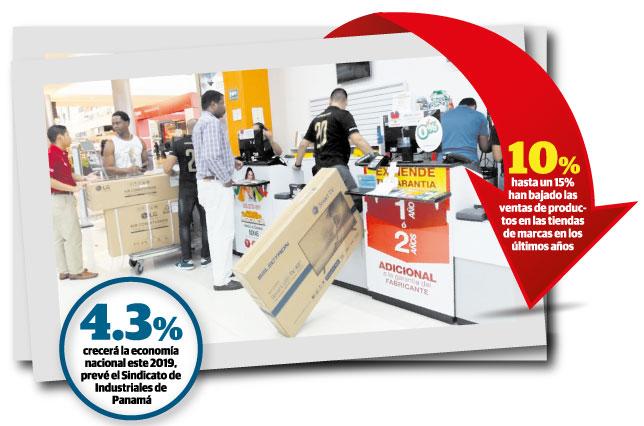 Sector comercio ajusta su planilla para poder seguir operando