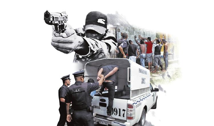 'En lucha contra la inseguridad y la delincuencia se debe incluir a todos los estamentos del Estado'
