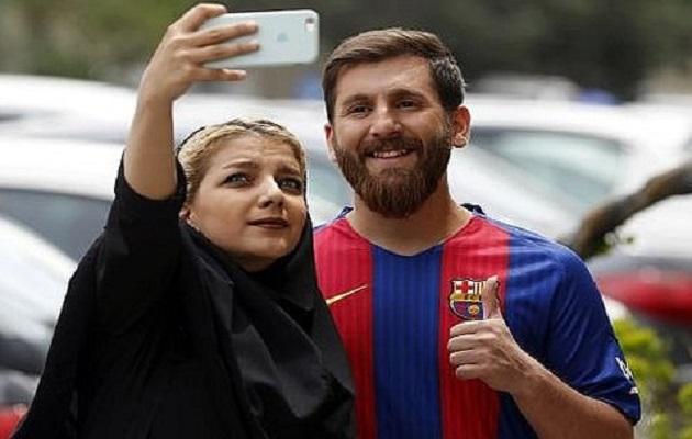 Doble de Messi niega que haya aprovechado su parecido para acostarse con 23 mujeres