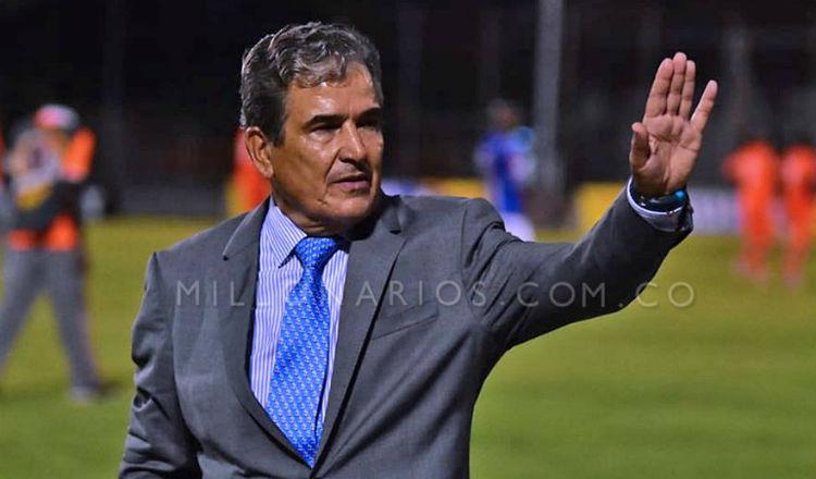 Jorge Luis Pinto confirma acercamiento con la Fepafut y pide tiempo