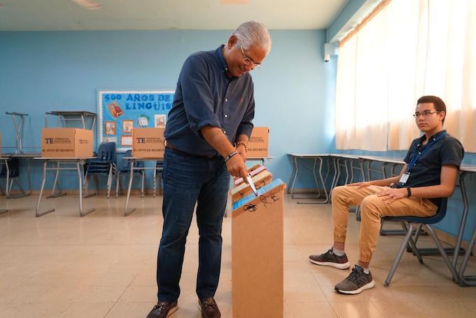 José Isabel Blandón buscará ser candidato presidencial en el 2024