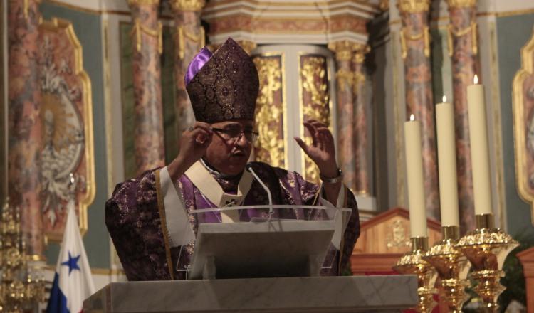 José Domingo Ulloa  defiende aportes a la Iglesia y reta a detractores a que  digan lo que les de la gana en las redes
