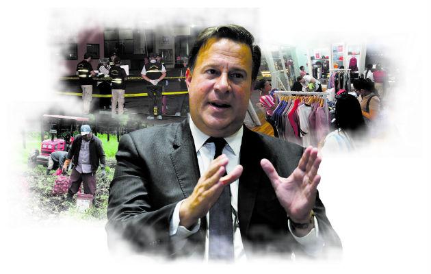 Mala gestión del gobierno del presidente Juan Carlos Varela obliga a muchos cambios.