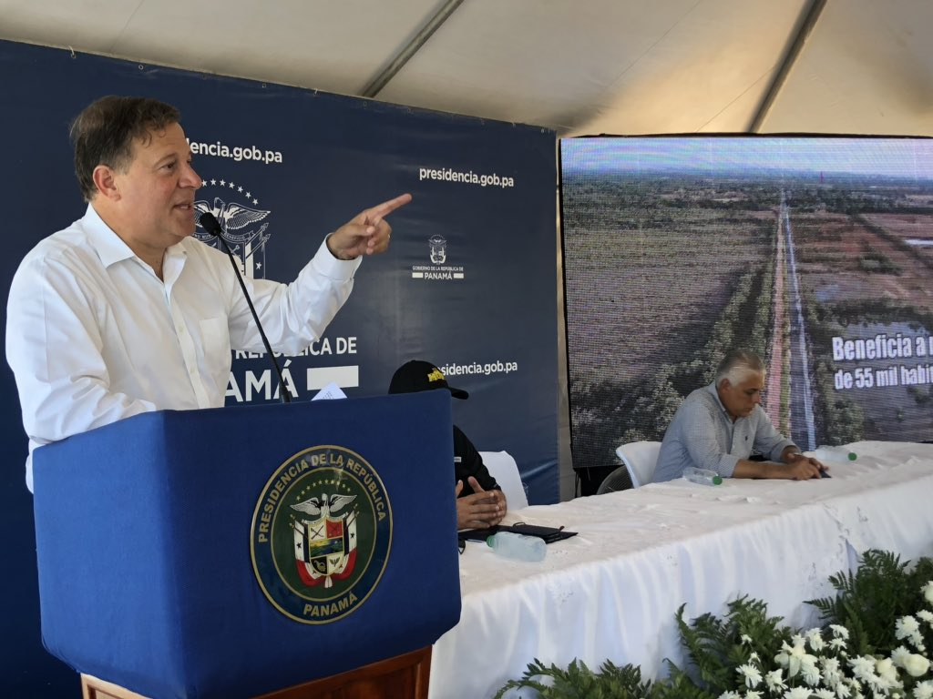 Juan Carlos Varela no se contiene, se mete en política y ataca a Luis Casís