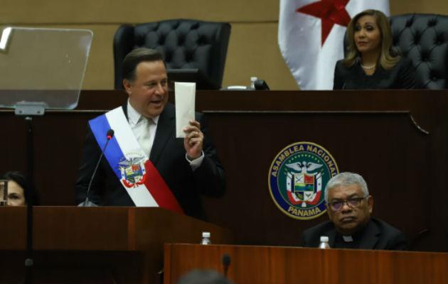 'Inadmisible que Juan Carlos Varela no haya publicado su informe de  gastos'