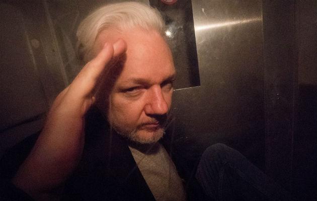 El Reino Unido aprueba extradición de Julian Assange, fundador de WikiLeaks a EE.UU.