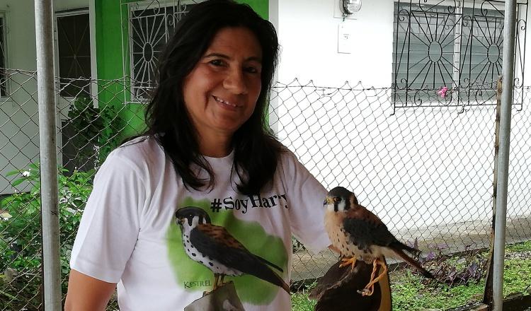 Una gira de estudio del Águila Harpía puede costar hasta $5 mil dólares. Miriam Lasso