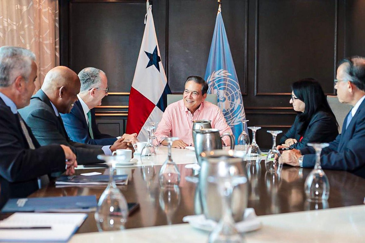Laurentino Cortizo designa nuevo director del SPI y gerente de la Zona Libre de Colón
