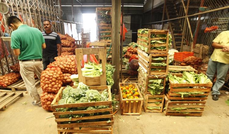 Lluvias podrían subir precios de las legumbres en los próximos días