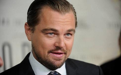 Leonardo Di Caprio. Foto: AP.