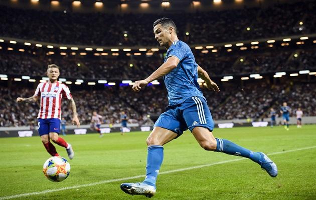 Cristiano Ronaldo tiene molestias en el abductor izquierdo y entrenará al margen