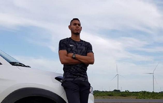 Ismael Díaz: 'No importa cuantas veces me tropiece, porque siempre me levantaré'