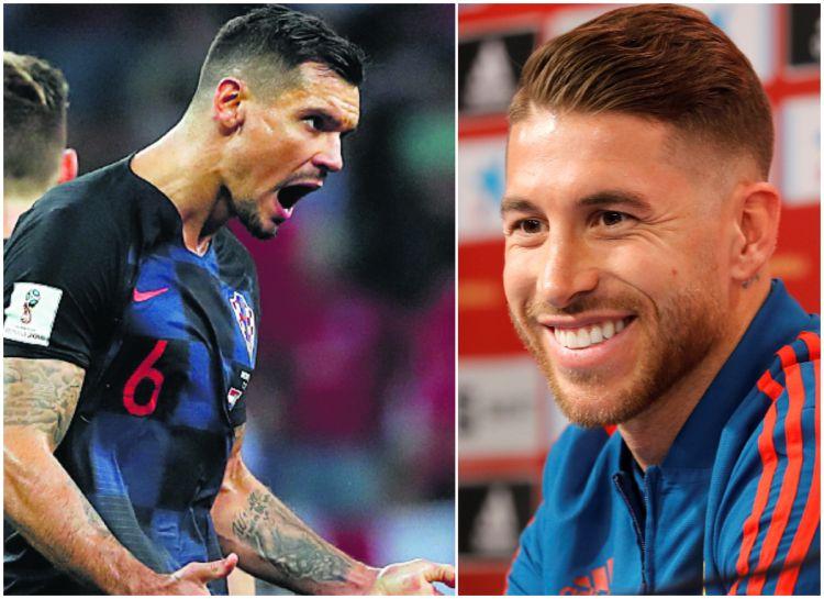Sancionan con un partido al croata que insultó a Sergio Ramos