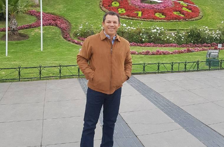 'Boom' Luis Casis regresa a los medios de comunicación luego de la política. Foto: Panamá América.