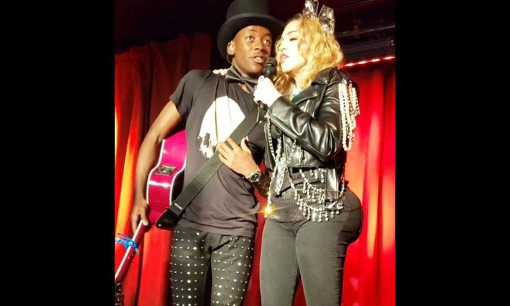 Madonna rompe el silencio sobre sus supuestos implantes