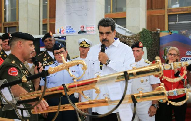 Maduro anuncia inversión inmediata en Huawei, señalada por EEUU de espionaje