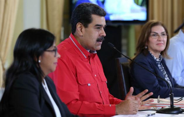 Maduro molesto con Bachelet por el informe de DD.HH sobre Venezuela