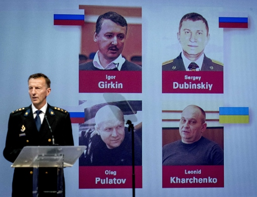 Juicio por el derribo del Malaysia Airlines MH17 en Ucrania será en 2020 en Holanda