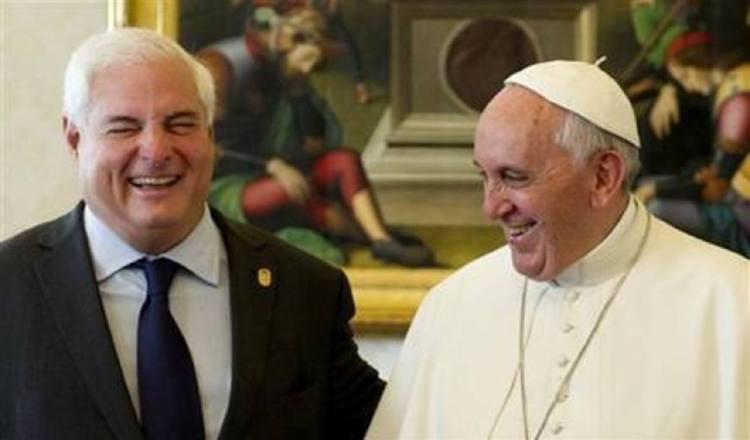 Ricardo Martinelli quiere que el papa Francisco lo visite en El Renacer