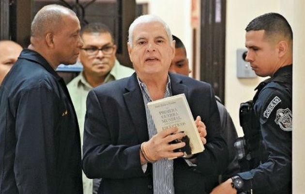 Ministerio Público en espera de diagnóstico de Medicina Legal sobre salud del expresidente Ricardo Martinelli