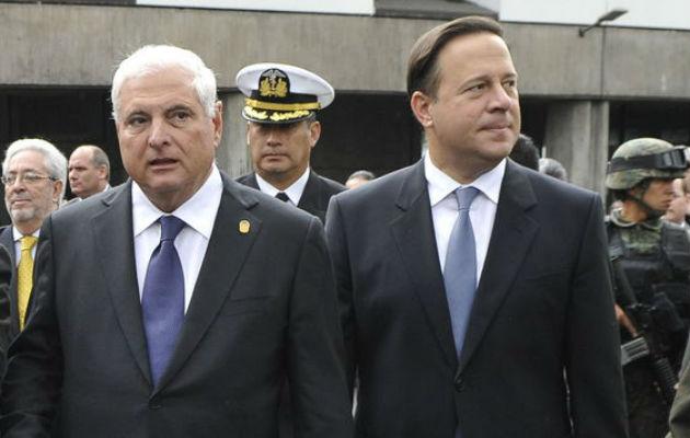 Ricardo Martinelli, el mejor evaluado; Juan Carlos Varela, el peor