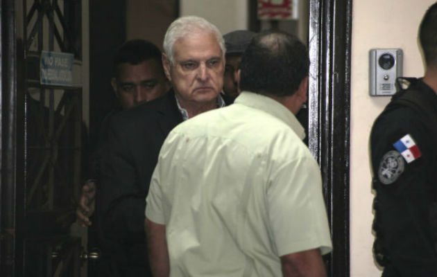 Estos son los magistrados que actuarán en Juicio Oral contra Ricardo Martinelli