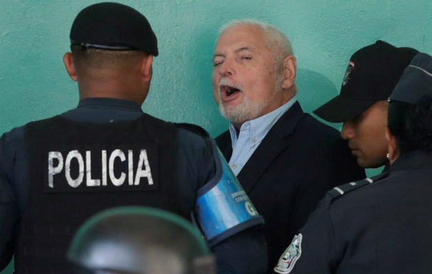 Defensa del expresidente Ricardo Martinelli tendrá acceso a carpetillas que estaban en reserva. Foto: Panamá América.