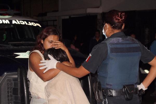 La mujer fue remitida al Ministerio Público donde se ha iniciado una carpeta de investigación y será la Fiscalía la encargada de determinar el resultado de las averiguaciones. FOTO/EFE