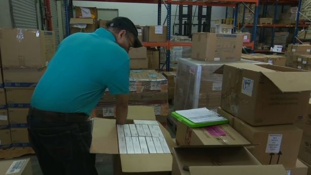 Pacientes exigen una investigación por el hallazgo de los contenedores con medicamentos vencidos