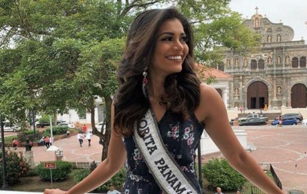 Señorita Panamá 2019: 'Yo no vine a este país a usurpar el lugar de nadie'