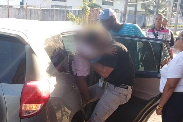 Niña de cuatro años pudo asfixiarse en Colón; DIJ logra salvarla