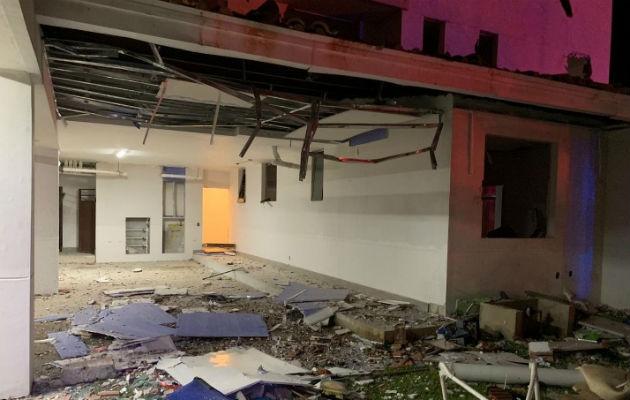 En estado crítico segundo menor afectado por explosión en el PH Costa Mare