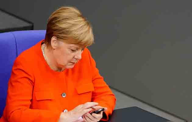 Policía alemana registra vivienda tras ciberataque masivo