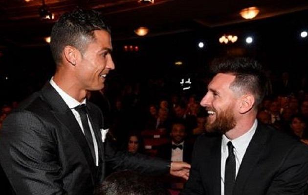 Messi sobre la invitación de Cristiano a cenar: 'Si se tiene que dar, no hay problema'