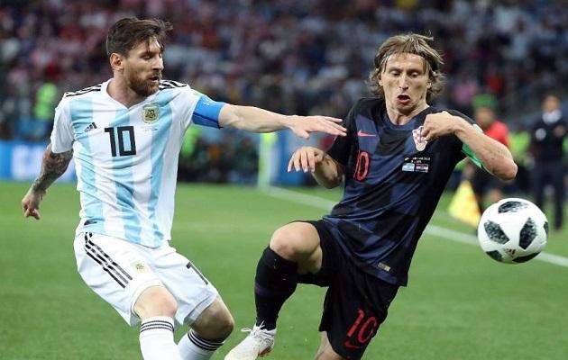Cristiano, Messi y Modric lideran equipo del año