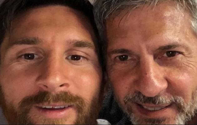 Papá de Leo Messi aclara atropello a motorizado