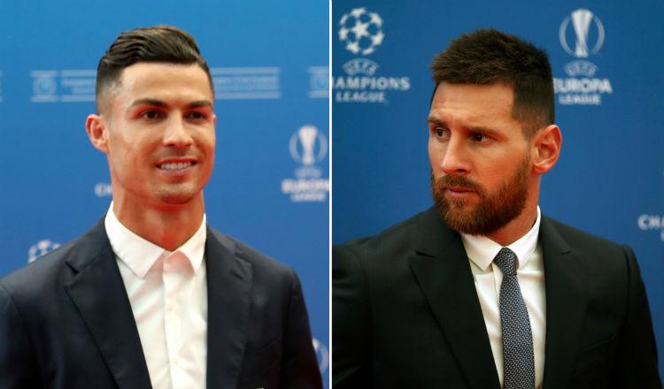Cristiano considera su rivalidad con Messi como 'historia del fútbol'