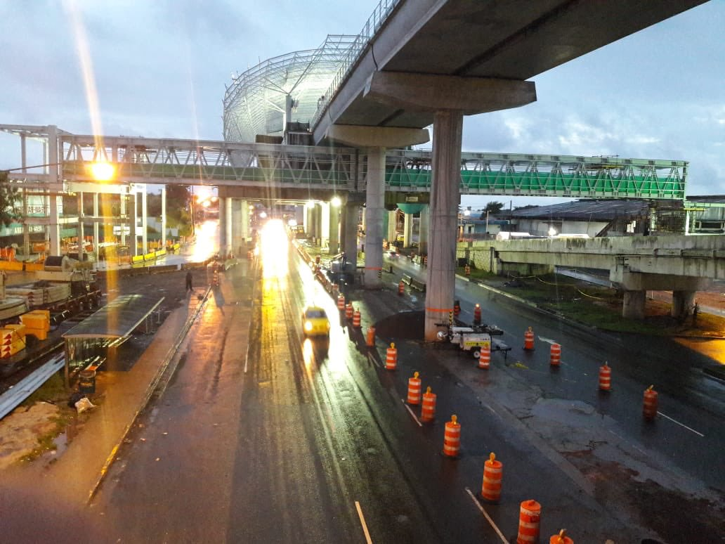 Línea 1 y 2 del Metro de Panamá funcionarán para la JMJ con 26 y 12 trenes respectivamente