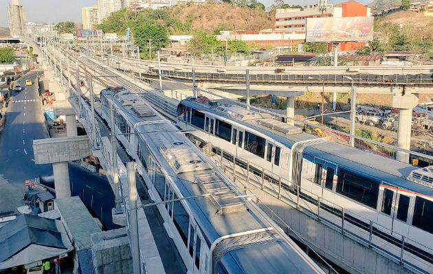 Línea 1 del Metro de Panamá brindará servicio parcial este fin de semana