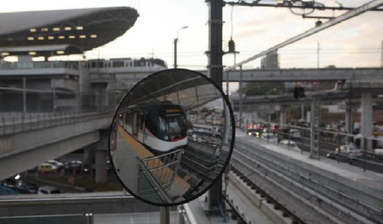 Dudan que la Línea 2 del del Metro de Panamá esté lista en abril