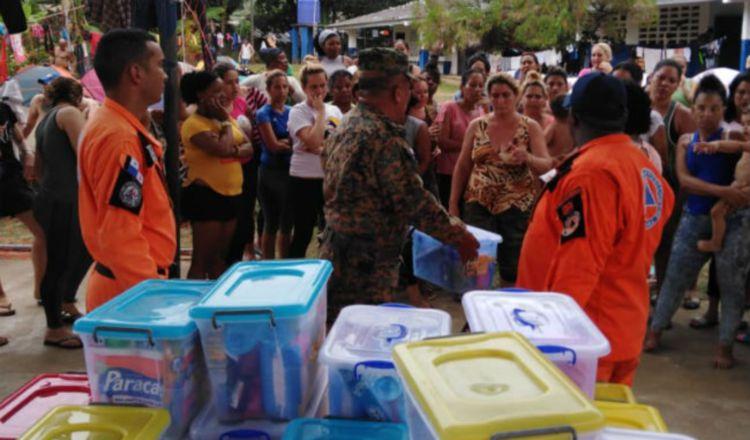 Migrantes llegan más fácil por el área del Caribe panameño