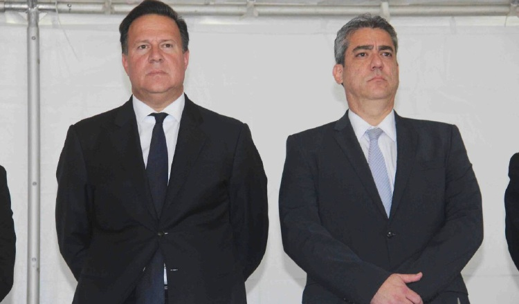 Varela prometió seguir la recomendación del Minsa. Archivo