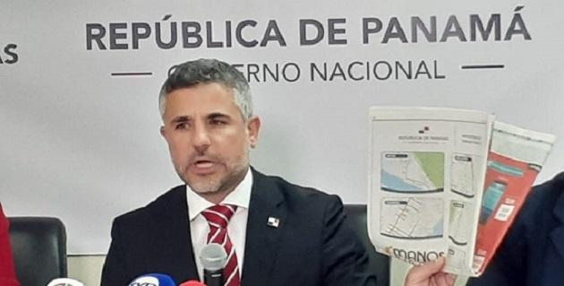 Seis huecos diarios detecta el Ministerio de Obras Públicas en las calles de Panamá
