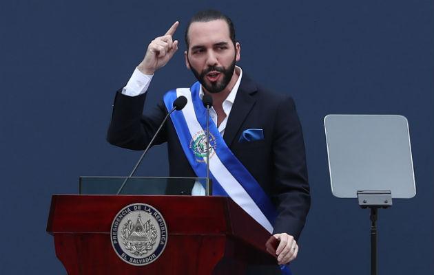 Bukele se olvida de las dolencias de El Salvador por erradicar el nepotismo