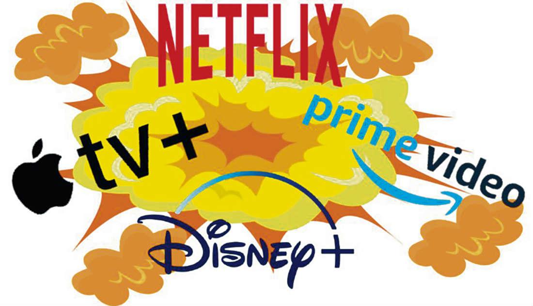 El fin de la era de Netflix