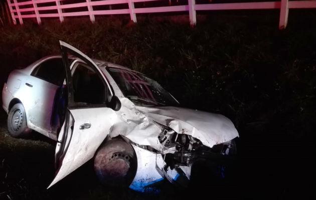 En Estados Unidos, una chica choca su vehículo al emular la película