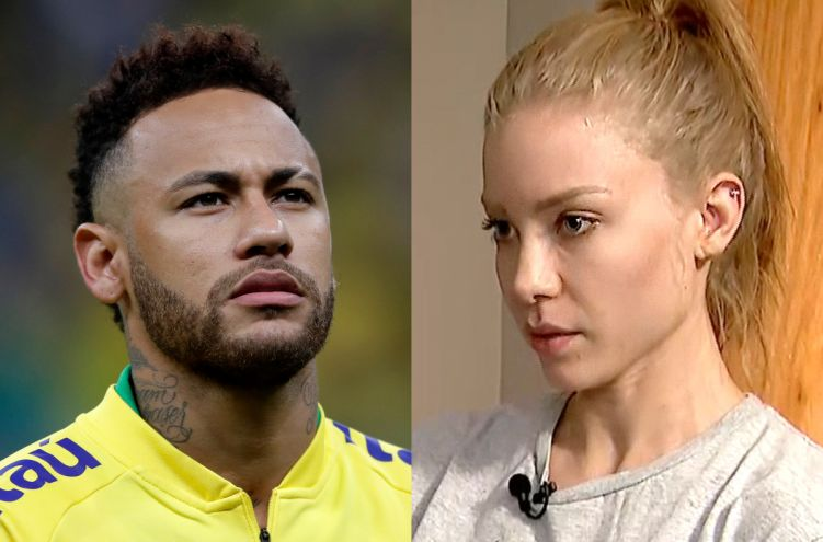 Según Neymar la modelo Najila Trindade le pidió que la 'azotara'