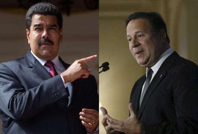 Juan Carlos Varela se distancia de Nicolás Maduro y no asistirá a investidura en Venezuela