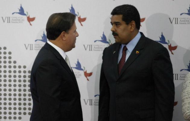 Panamá no reconoce a Nicolás Maduro