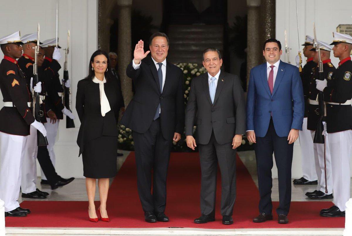 Laurentino Cortizo confirma que reforma a la constitución se hará en su gobierno. Foto: Presidencia de la República.